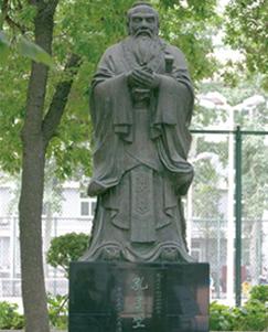 校园雕塑工程案例