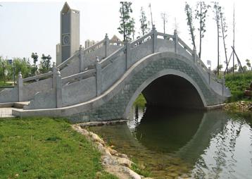 《桥》望湖城石桥