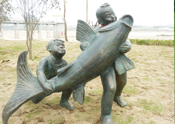 《鱼》-安徽潜水河亚博yabo下载小品