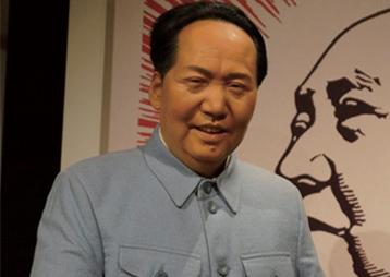 毛泽东主席——安徽华派雕塑设计、制作