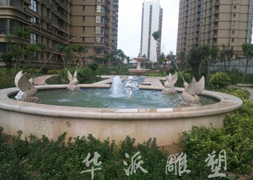 合肥元一——欧式石雕喷泉