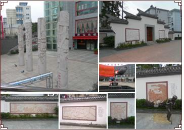 六安红色文化浮雕与雕塑项目——安徽华派雕塑